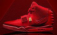 #9- Nike Yeezy 2 Red October $5,000