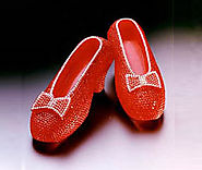 #1- Harry Winston's Red Ruby Slippers $3,000,000