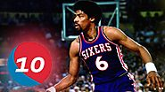 Julius Erving Top 10 Plays of Career