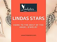 Lindas Stars - The Home to the Best of the Angel Jewelry