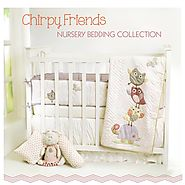 Shop Chirpy Baby Bedding Set - Little West Street