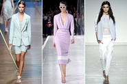 Fashion Trends: Newport International Group Runway Blog Women's Spring 2014