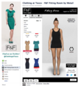 Fits.me | Virtual Fitting Room