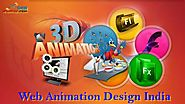 Web Animation Design – Web Animation India