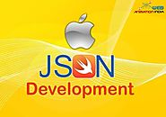 iPhone JSON Development – Web Animation India