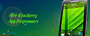 Hire Blackberry App Developer