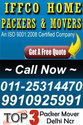 Packers Movers Safdarjung Enclave