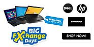 Laptop Exchange Offers Flipkart, Amazon, Snapdeal - Rs 15000 Off