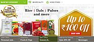 Bigbasket Coupons - ICICI, Paytm, SBI, Axis,Citi Offers