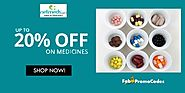 Website at https://fabpromocodes.in/store/netmeds-coupons/