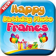 Happy Birthday Photo Frames HD !