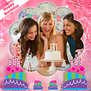 Happy Birthday Photo Frames App On iTunes
