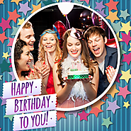 Special Birthday Frames iPhone App