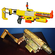 Steampunk & Nerf - Who or What is Steampunk?