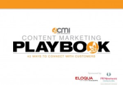 Content Marketing Playbook [free eBook]