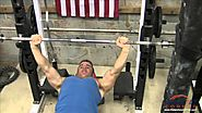 Flat Bench Press - The most powerful chest workout for mass
