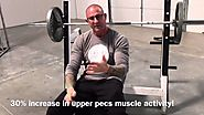 Bench Press with Reverse Grip