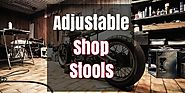 Best Heavy Duty Adjustable Hydraulic Shop Stools 2017 - Finderists
