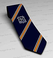 Uniform and Corporate Logo Neckties Provide Unique Identification to Individuals
