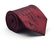 Reveal Regal Appeal with Online Corporate Logo Ties