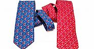 Different Types of Neckties - Cutting Edge Style Statement