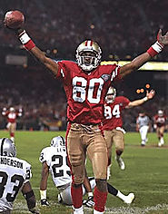 #1 Jerry Rice
