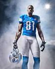 #7 Calvin Johnson