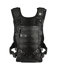 Men's Baby Carrier - Front Baby Carrier - Baby Carrier for Dads - By Mission Critical
