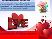 send Valentines Day gifts online to india