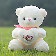 Send valentine Day teddy to India