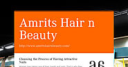 Amrits Hair n Beauty