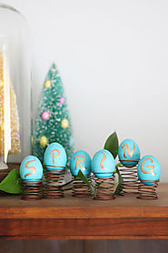 Easter Decorations Ideas | Beautiful Easter Decorating Ideas