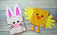 Easter Crafts 2017 - Easter Crafts For Kids & Adults | Happy Easter Crafts Ideas
