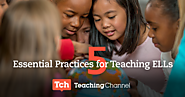 Strengthening Teaching and Learning for ELLs