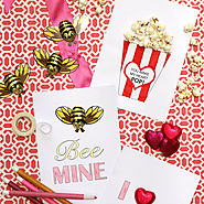 Create: DIY Printable Valentines Cards