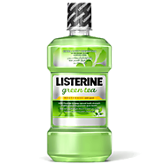LISTERINE® Green Tea - Fluoride Mouthwash for Extra Cavity Protection