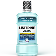 LISTERINE® ZERO Alcohol Free | Fresh Breath Mouth Wash