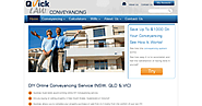 Procedure of Online DIY Conveyancing Services