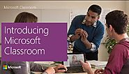 MEC Monday: Introduction to Microsoft Classroom