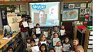Literacy Meets Diversity Through Skype in the Classroom – Microsoft EDU
