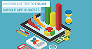 5 Steps To Ensuring Mobile App Success