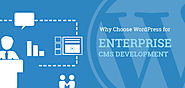 Why to Choose WordPress for Enterprise CMS Development?