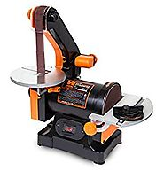 "WEN 6515 1 x 30"" Belt Sander with 5"" Sanding Disc"