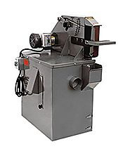 "Kalamazoo S272V-1/110 Belt Grinders, 1 hp, 1 PH, 110V, 60Hz, 2"" x 72"" Sander with Vacuum"