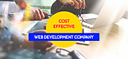 How to Select cost Effective Web Development Company?