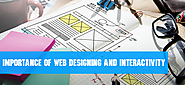 Importance of Web Designing and Interactivity - SaremcoTech
