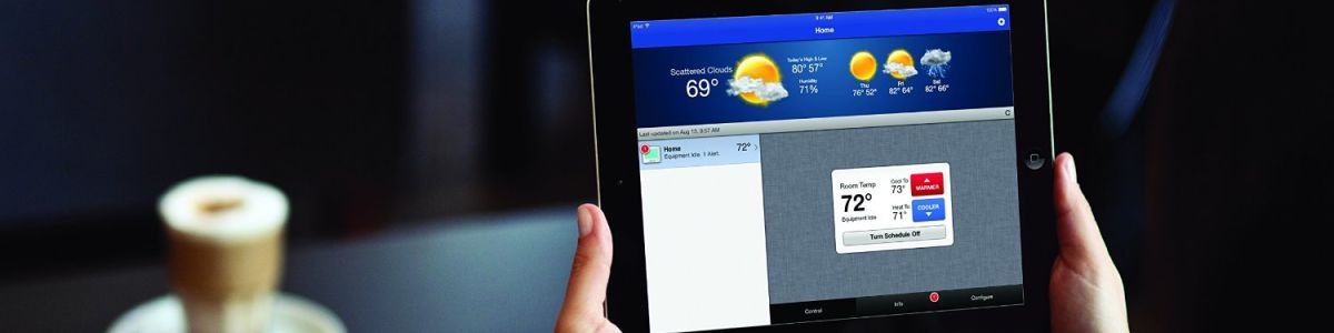 Headline for 10 Best Wifi Smart Thermostats for Homes
