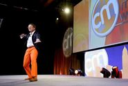 How to Disrupt Podcasting: Andrew Davis & the Future of Content Marketing | CMWorld