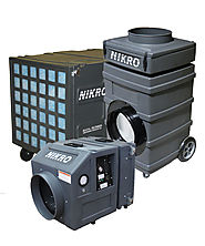 Buy Industrial Air Scrubbers - NIKRO INDUSTRIES, INC.