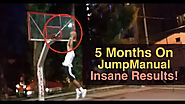 MUST WATCH: Vertical Jump Increased 15 Inches In 5 Months (JumpManual Final Results)